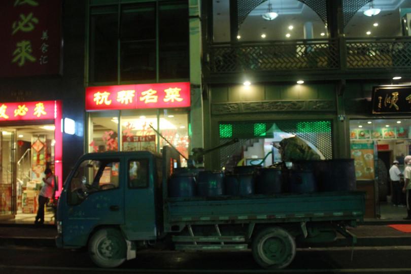 Odpadki w Chinach